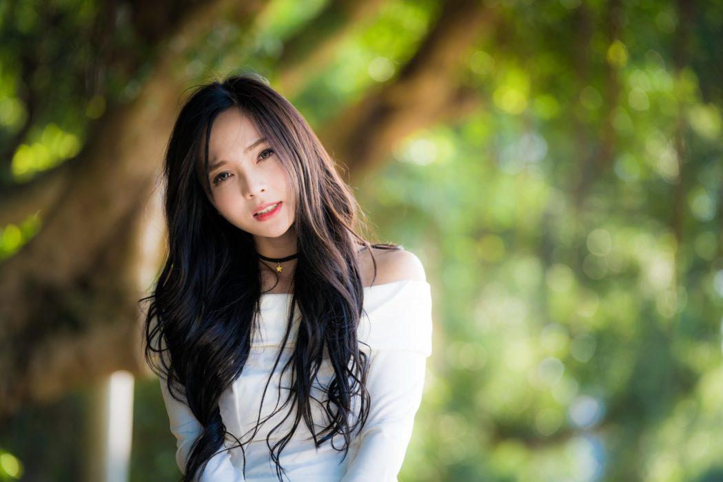 красивые китаянки