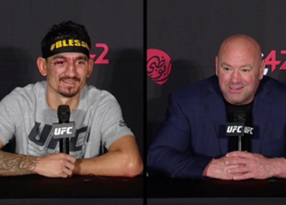 UFC Бойцовский остров 7 Лучшие моменты пресс конференции